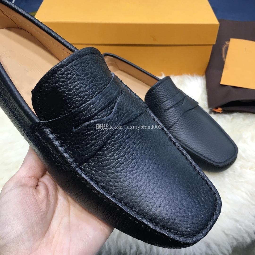 2018 dernières chaussures de créateur de mode en cuir de luxe pour hommes chaussures de luxe pour hommes chaussures de sport pour l'été