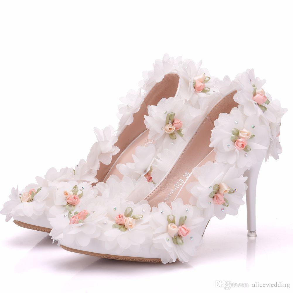 New Fashionl Handmade Pointed Toe Shoes For Women 9cm Heels