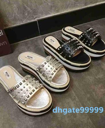 5f13816e510cd Summer Women Sandals Slippers Comfortable Rubber Sole Flat Sandals ...