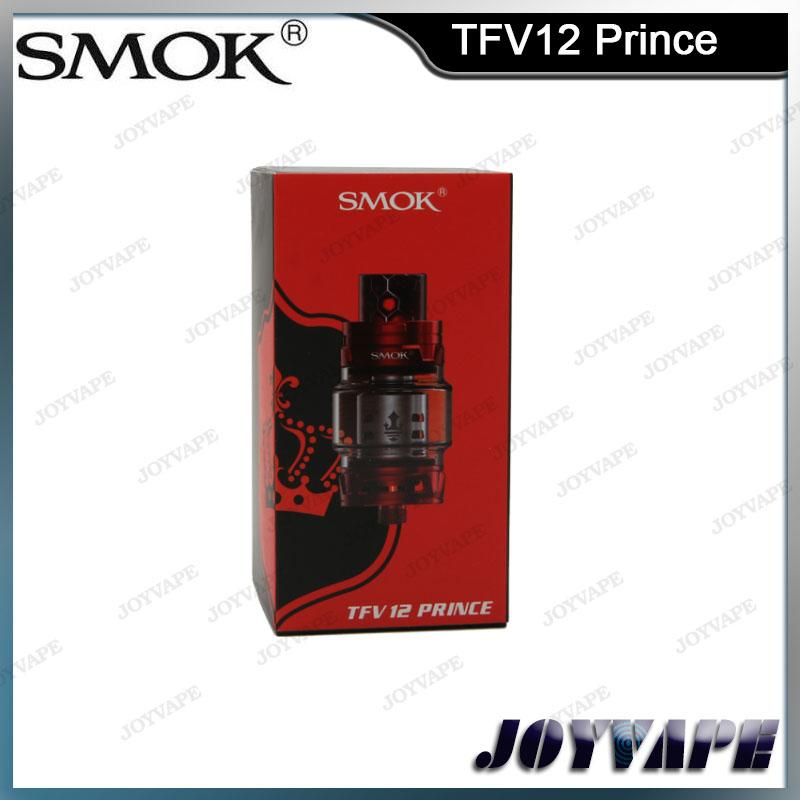 SMOK TFV12 Prince Tank Cloud Beast King 8ml Huge Capacity Top Refill Sub ohm Atomizer Large Airflow fit Mag Stick Prince 100% Original