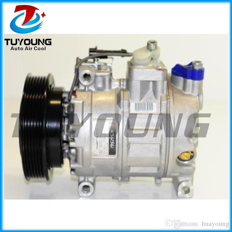 Ac Auto Parts >> Factory Direct Sale Auto Parts Ac Compressor 7sbu16c For Alfa Romeo 156 166 2 4 447220 8150
