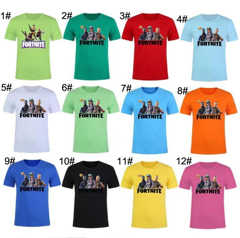 Camiseta De Hombres Fortnite Camisetas Manga S Compre Corta 3xl RqXIxZ