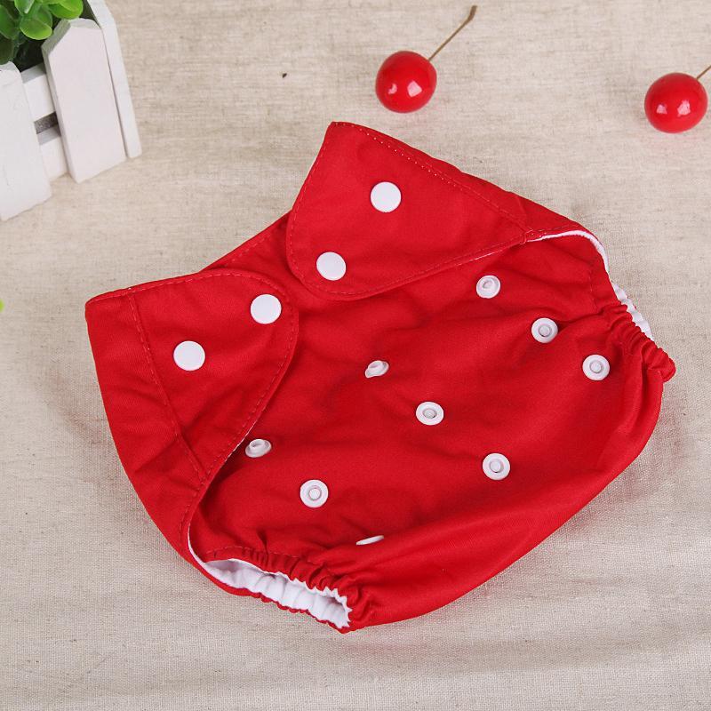 Bebé Recién Nacido Pañal Pañales Reutilizables Pantalones de Entrenamiento Pañales de Tela para Niños Pañales Lavables Pañales Impermeables