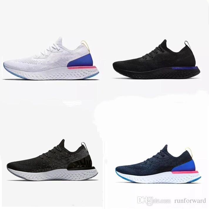 2018 New Arrival Epic React Breathable Running Shoes Men Women Sport Shoes Sneakers manchester great sale buy cheap ebay JMJUhmbX7