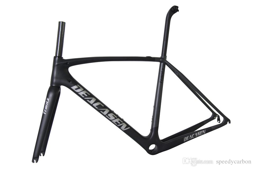 Super Light Ud/3k Carbon Road Frame Bike T1000 Aero New Design Road ...