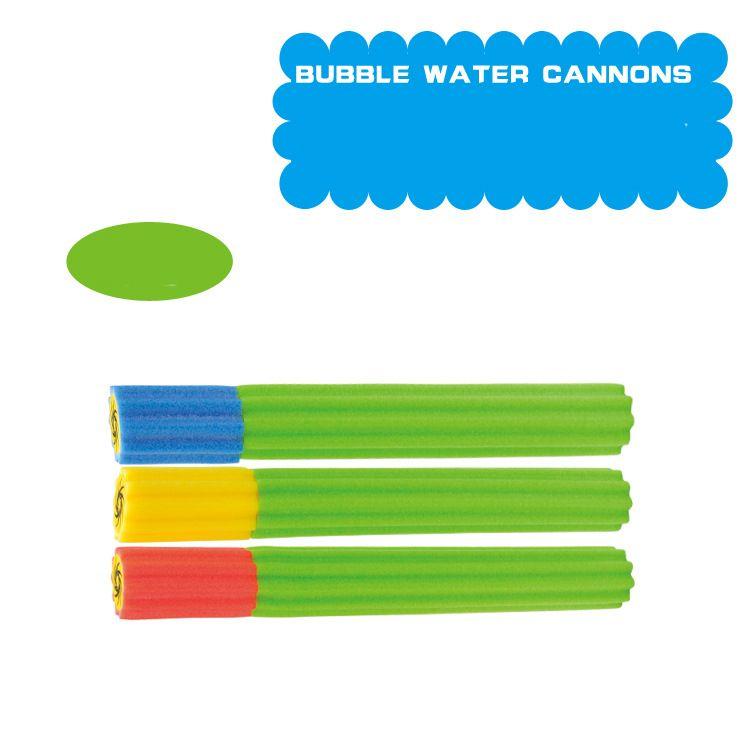 24 Teile / satz Bunte Kinder Wasserpistole Serie Blase Wasserwerfer Kinder Spielzeug EVA Schaum Gezeichnet Wasser Spaß Pistole Pumpe Spielzeug Sport Spielzeug