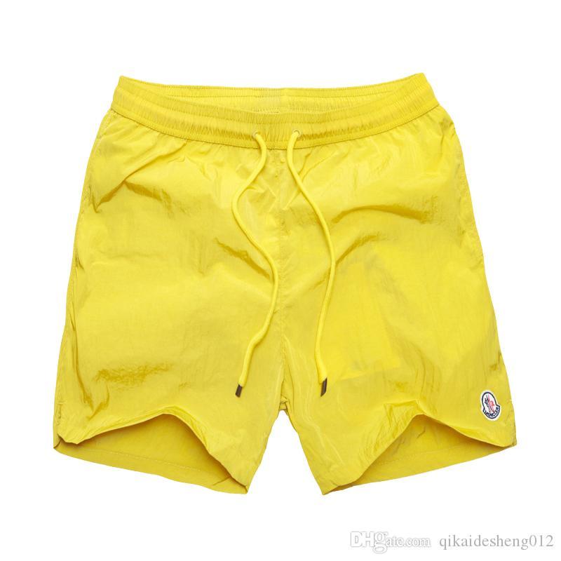 De Los Pantalones Secado Tabla Del Verano Hombres Rápido Cortos Nadada La Playa Traje Baño bf7y6g