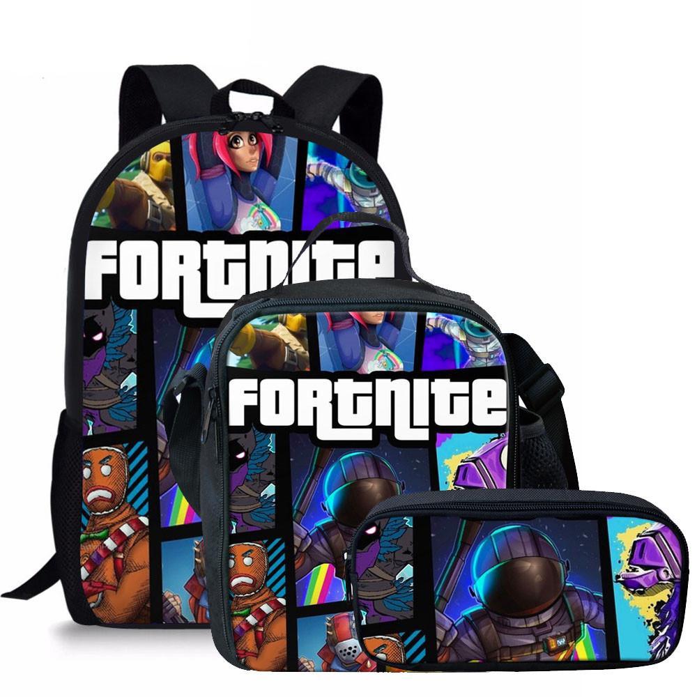 Famous Game Printed School Bags For Kids Boys School Backpacks Shoulder  Bagpack Children Bookbag Satchel Women Girls Backpacks For School Small  Backpack ... 9946421e6e