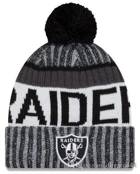 2019 Winter OAKLAND Beanie Hats For Men Women Knitted Beanie Wool Hat Man  Knit Bonnet Beanies Warm Baseball Cap 001 From Dhgate444 ee624804b09