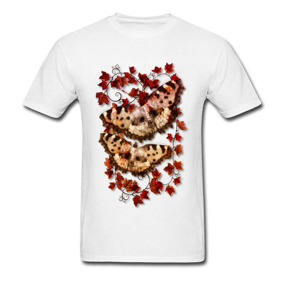 f69dcb53d Compre American Butterfly Kisses Camiseta En Línea De Los Hombres De Alta  Calidad De Algodón Orgánico Marca Leisure T Shirt Arte Diseño Camisetas  Para ...