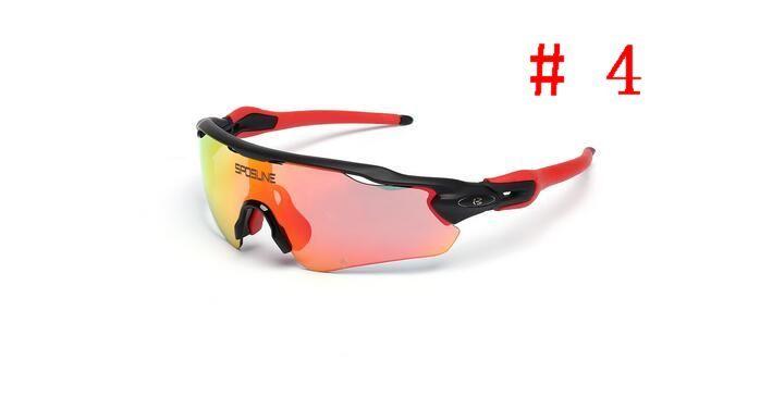 5ae0e4df84 2018 Polarized Radar EV Cycling Glasses Road Mountain Bike Goggles 5 Lens  UV400 TR90 Bicycle Eyewear Sunglasses For Men Women Smith Sunglasses  Sunglasses At ...