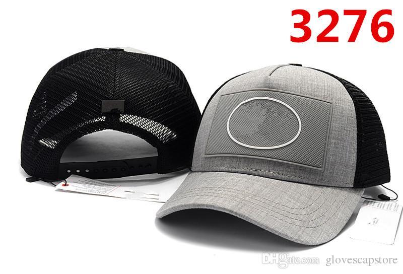 Compre 2019 Otoño Diseño Gorras De Marca Bordado Sombreros De Lujo Para Hombres  Snapback Gorra De Béisbol Hombres Visera Casual Gorras Hueso Sombreros Papá  ... e5d506985c7