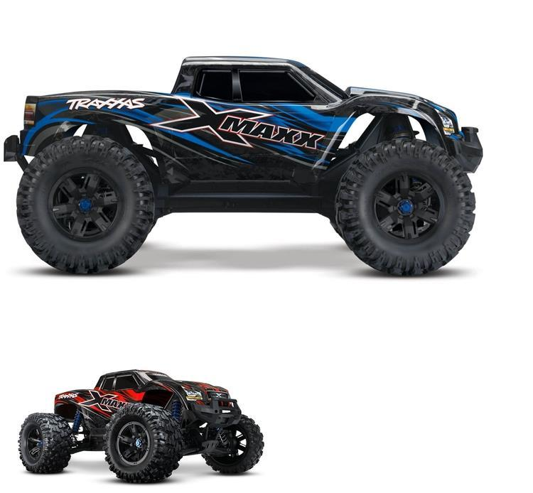 Traxxas X-Maxx TRA-77076-4 ,Xmaxx 1/5 ,Brutal Strength  Extreme Power   Massive Fun! Fast Shipping without battery