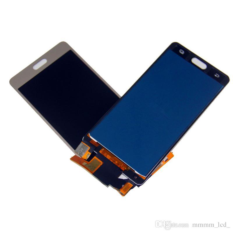 Für Samsung A5 LCD-Touchscreen-Digitalisierer A500 LCD-Monitor- und Touchscreen-Komponenten Helligkeit ist nicht einstellbar