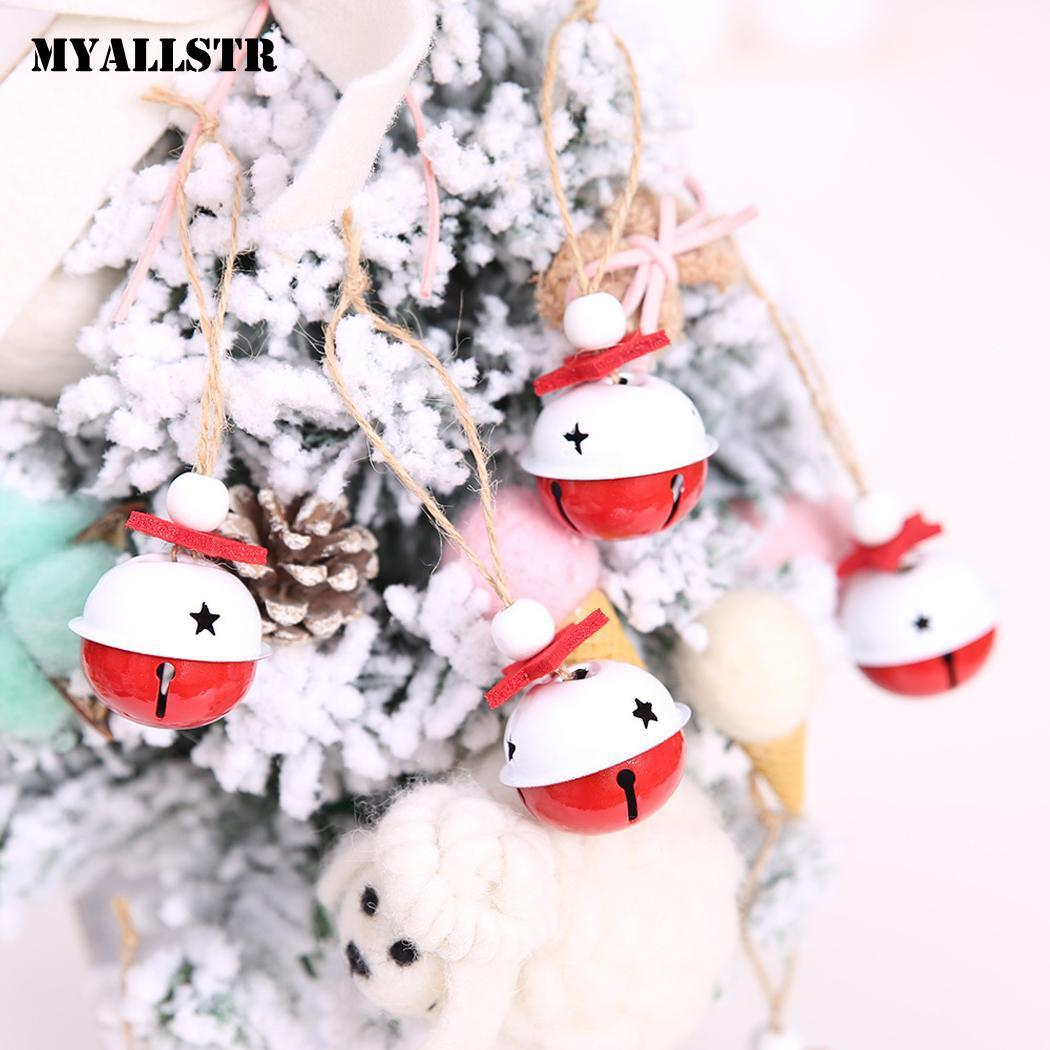 christmas bell bells decorate small are decoration cute tree ornament christmas pack one 10 bells there hanging small christmas decorations for cheap