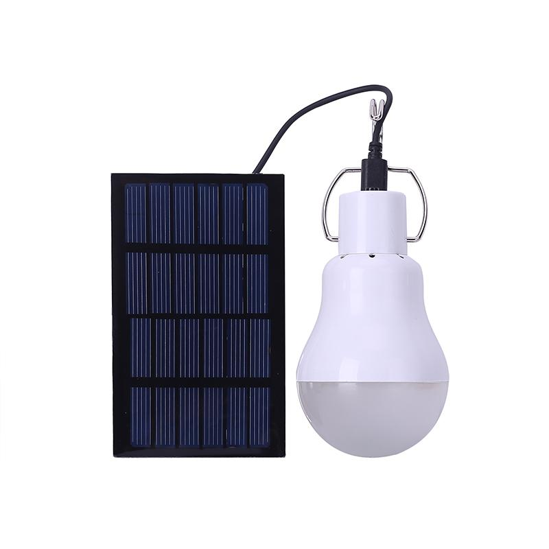 Hot Energy Saving Lamp S-1200 E27 Useful Energy Conservation Solar Bulb CE FCC Charged Bulb LED Light Outdoor Home