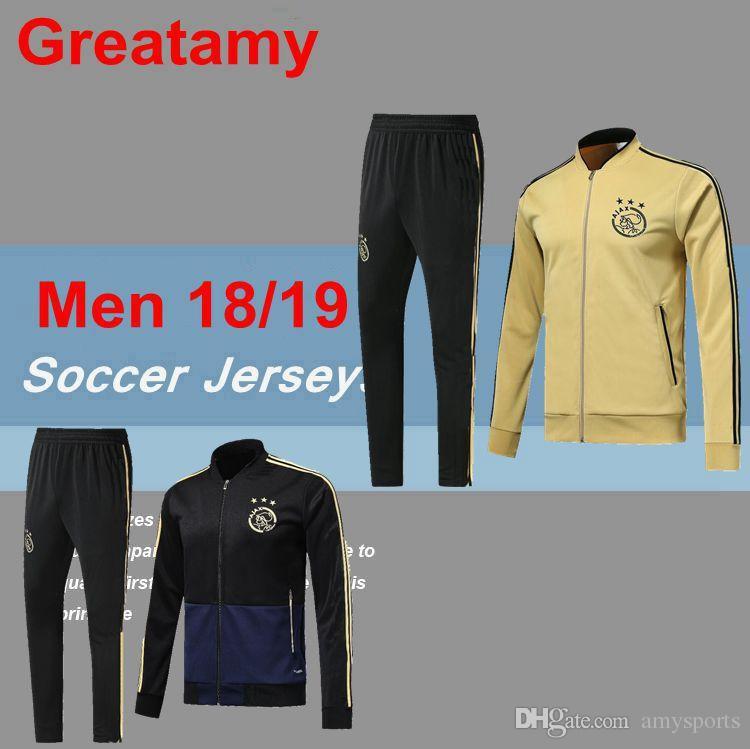 3180c0d4a abbigliamento calcio AJAX 2018
