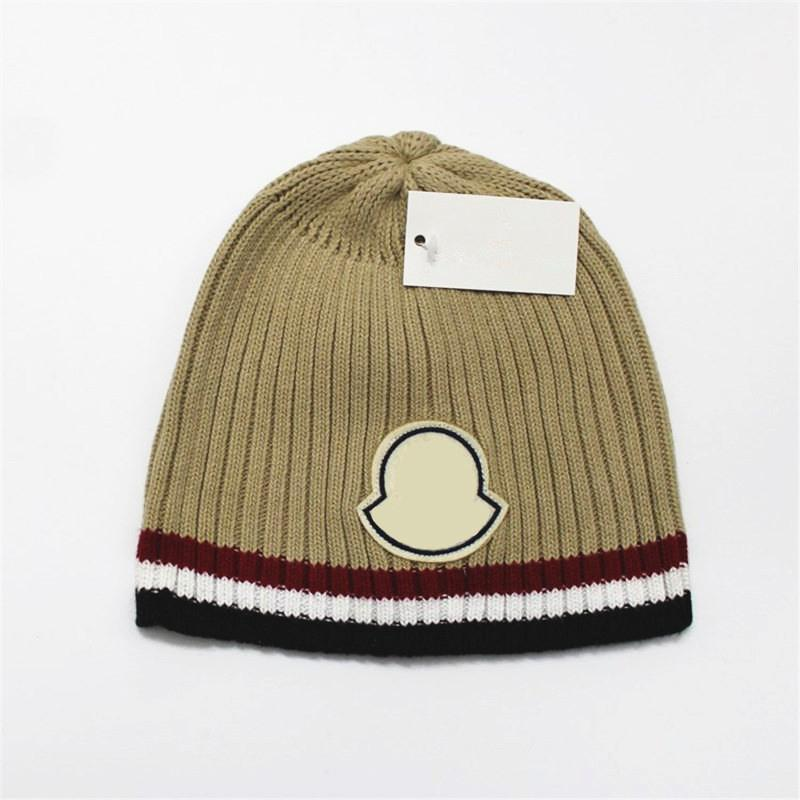 Fashion Brand Designer Winter Hats Famous Luxury Adults Beanies Men Women  Winter Keep Warmer Knitting Caps Hot Style Beanie Baby Hat Crochet Baby Hats  From ... 27070d90a7
