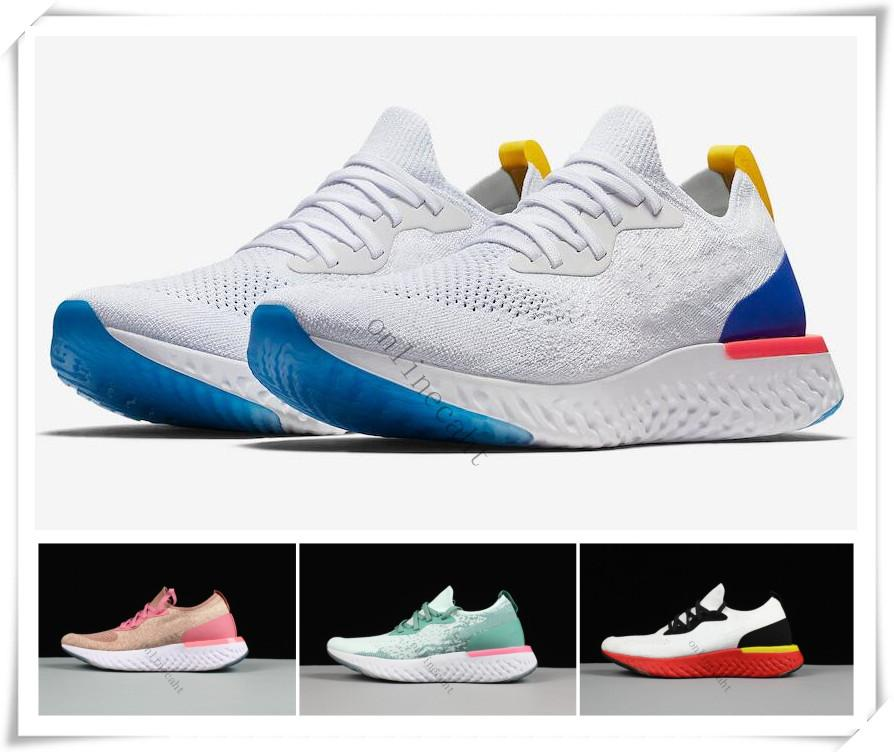 best loved 71d2c 92163 Shoes Shoes Trainers Low Run React Epic Free Running Mens ...
