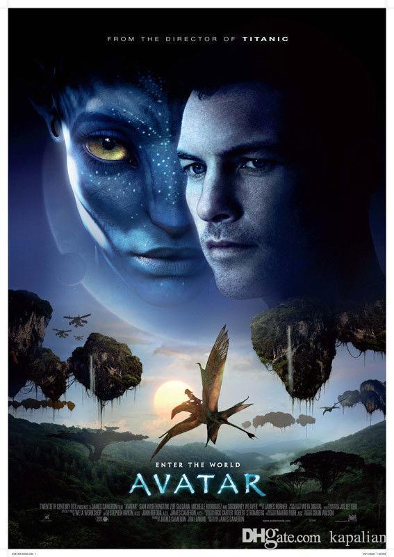 Resultado de imagen de avatar poster