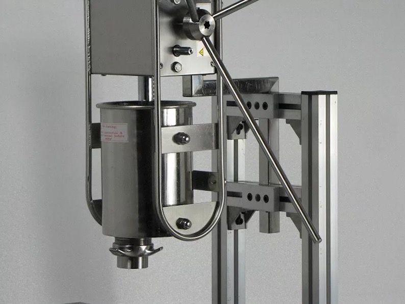 NP-11 Máquina comercial de churros de 3L de español de NP-11 con 6L Freidora Popular Snack Food Equipment Churros Maker Churros Making Machine