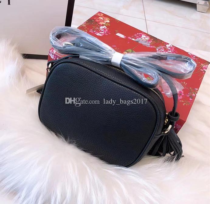 Classic Stlye Camera bag Tassel Handbags Purse Women Single Shoulder Bags Small Bag Messenger Bag Belt crossboy bags