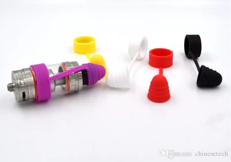 nastro adesivo personalizzato con cappuccio antipolvere in silicone Antipolvere Evitare che le punte della bocca scivolose coprano il coperchio del cappuccio in silicone