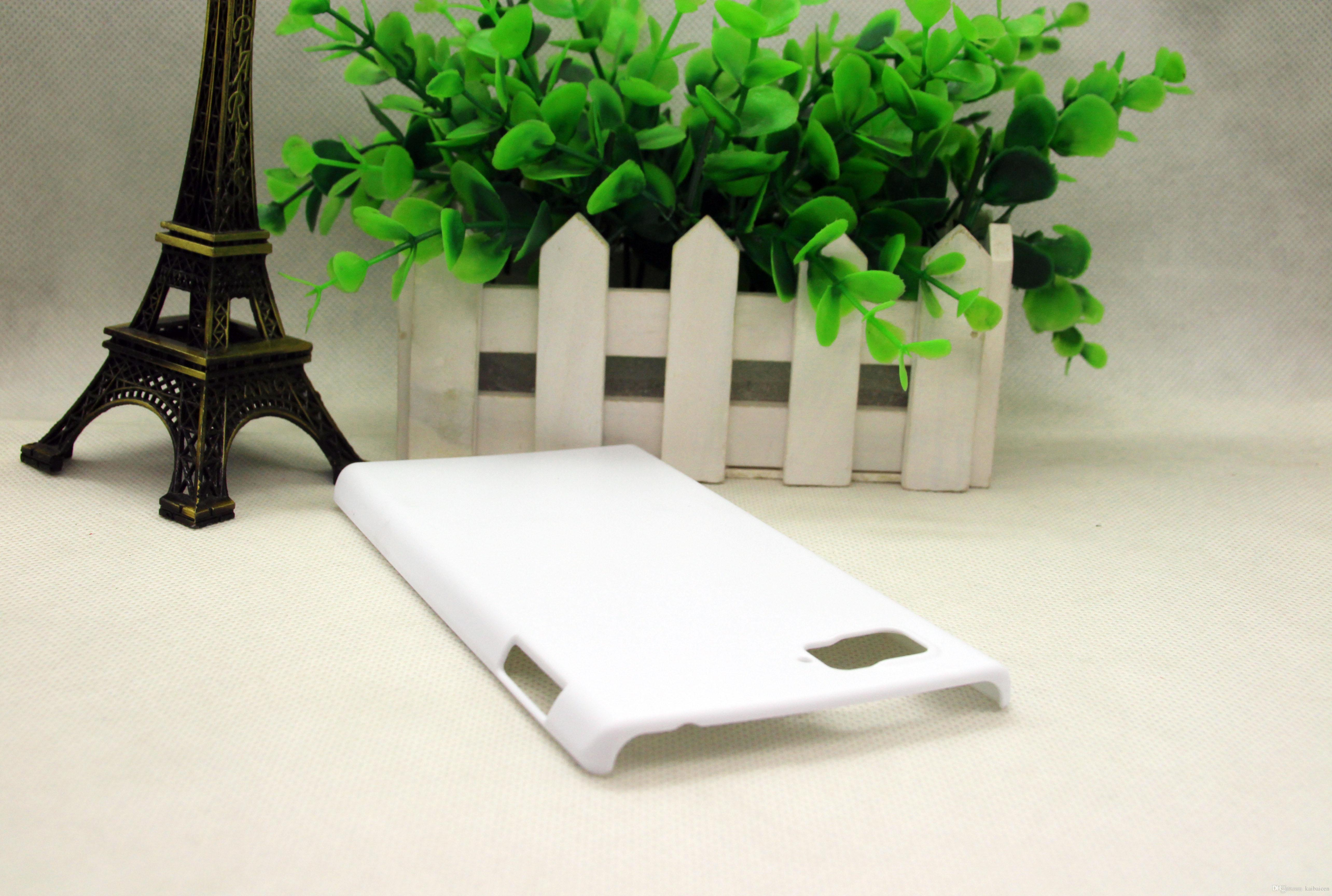 Lenovo K910 / K920 / K900 / S820 / S920 / A830 / A820T / A850 / S850 Sublimazione 3D Telefono cellulare Custodia lucida opaca mobile Copertura del telefono della pressa di calore