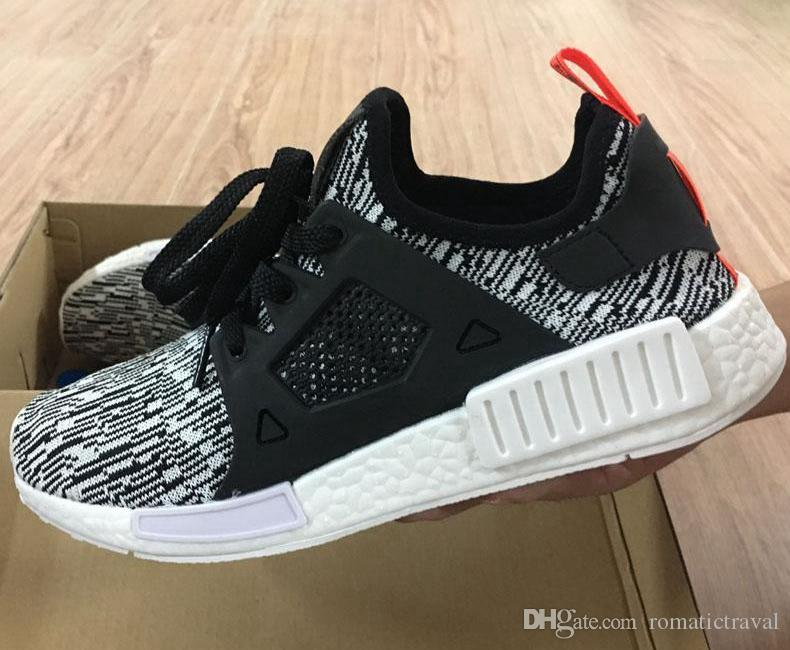 2017 Cheap Wholesale R1Runner PK Black Grey Sneakers Running Shoes Fashion Athletic Outdoor Shoes Women and Men Sports Sneakers with Box clearance store footaction outlet footlocker finishline discount ebay rEp2V0