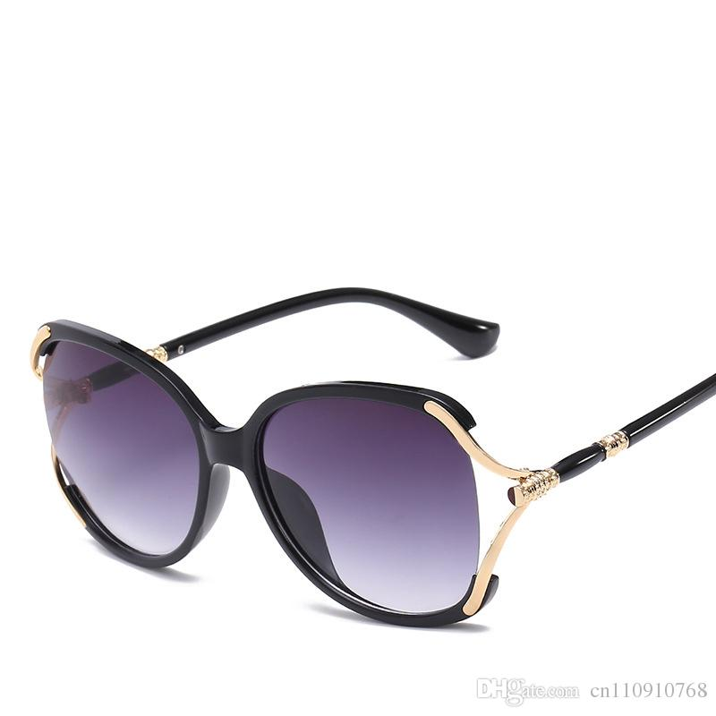 c4685b446e9 New Products 2018 Oval Elegant Fashoin Women Sunglasses Eye Protection  Plastic Dropshipping VA26 New Products 2018 Oval Sunglasses Dropshipping  Online with ...