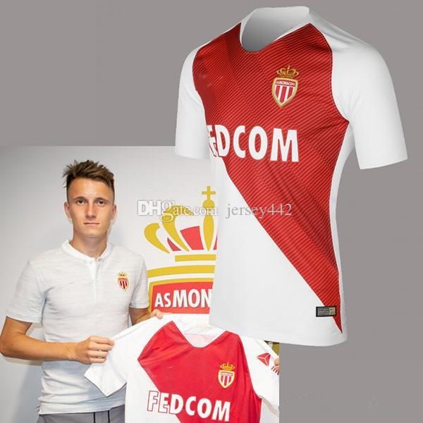 Maglia Home AS Monaco Moussa SYLLA