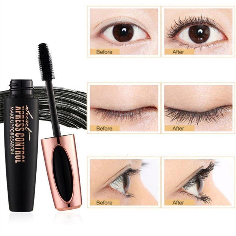 984199194d7 4D Silk Fiber Lash Mascara Waterproof Rimel 3d Mascara For Eyelash Extension  Black EyeLashes Music Flower Canada 2019 From Geekhome, CAD $6.29 | DHgate  ...