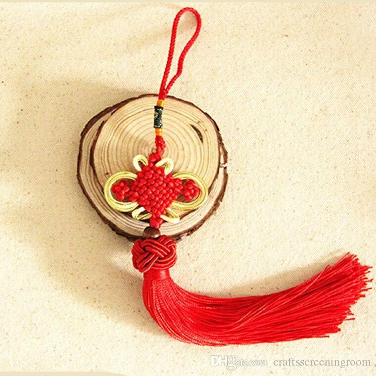 2018 Chinese Knot Is A Traditional Handicraft Art With Various
