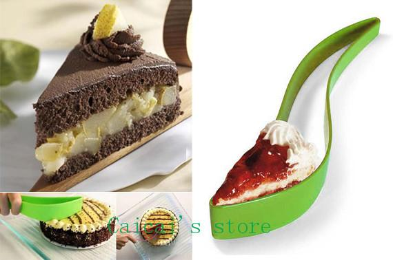 Bornisking DIY New Practical Stainless Cake Pie Slicer Cake Cutters Cookie Fondant Dessert Tools Kitchen Gadget
