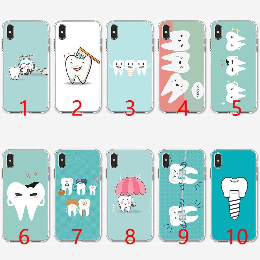 coque iphone 7 dentiste