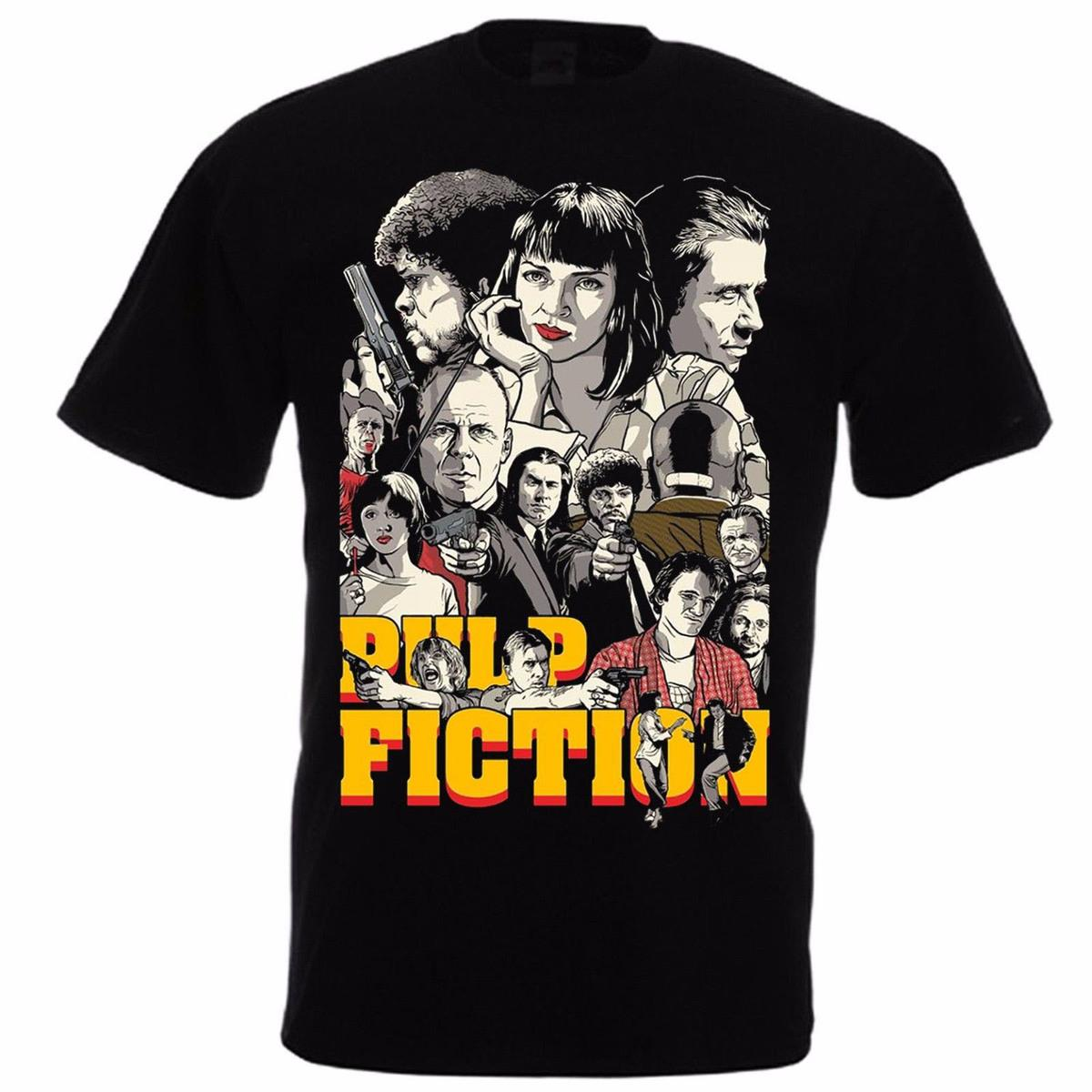 Großhandel Pulp Fiction Von Quentin Tarantino John Travolta Samuel