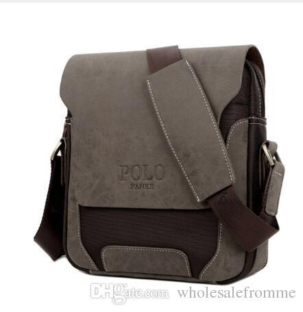 bfebe95913 Promotion Designers Brand Men S Messenger Bags PU Leather Oxford Vintage  Mens Handbag Man Crossbody Bag For Men VP 7 Crossbody Name Brand Purses  From ...