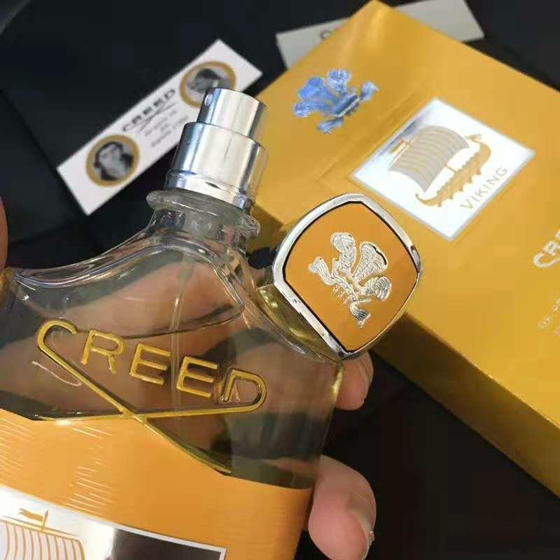 Creed Virgin Golden Yellow Mens Fragrance Perfume 100ml Men Gold