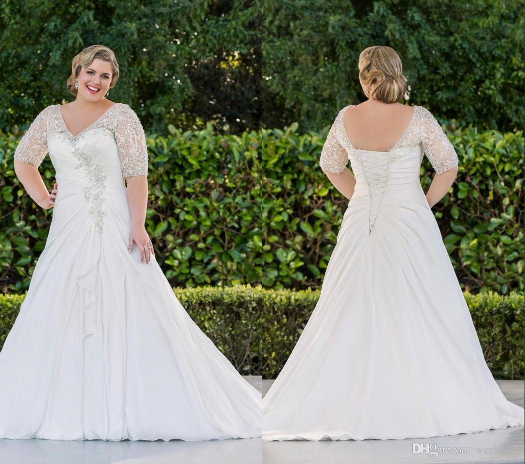 Plus Size Wedding Dresses For Sale Used | Lixnet AG