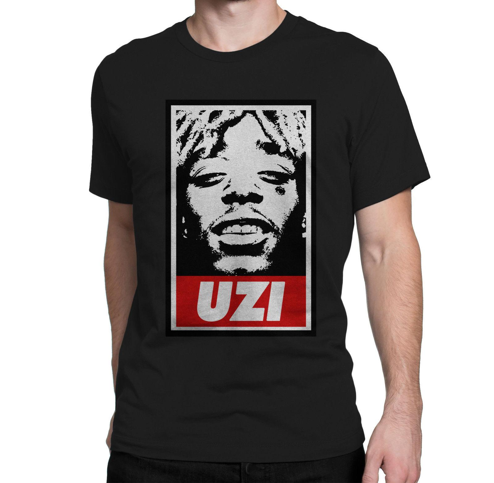 4fcf5d76 100% Cotton Casual Lil Uzi Vert Obey NEW TEE SHIRT SIZE Funny Brand T Shirt  Men 2018 New Fashion Printed Fashionable Round T Shirts Deals Super Cool T  ...