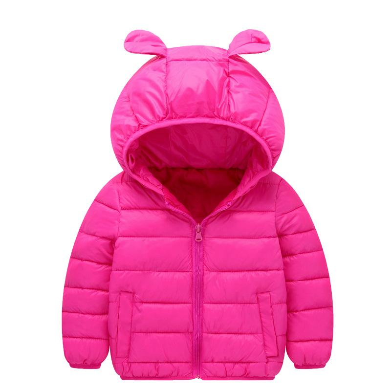 f323948ce Infant Girls Coats 2018 Autumn Winter Jackets For Girls Jacket Kids Fur  Hooded Outerwear Coat For Baby Jacket Newborn Clothes Baby Jackets Jackets  For Kids ...