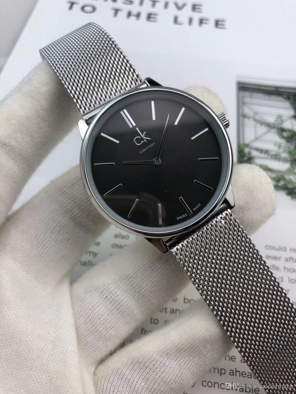 13e72abb Compre Nuevos Relojes De Moda Casual Nuevos Productos De Marca De Moda De  Lujo Para Hombres Y Mujeres Modelos Relojes De Acero Inoxidable Relojes De  Cuarzo ...