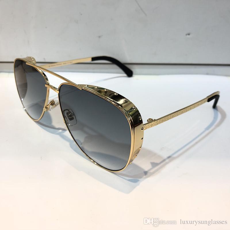 4f25b7a783 Luxury 1054 Sunglasses For Unisex Fashion Oval Simple Designer UV ...