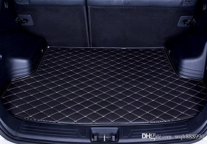 Custom Fit Car Trunk Mat For Cadillac Ats Cts Xts Srx Sls Escalade