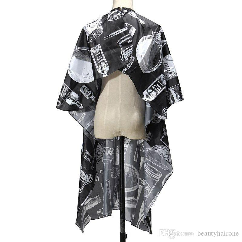 Barbers Hairdressing Cutting Cape for Hair Cutting Coloring Perming Hair Salon Accessories Tools Hairdresser Gown Clothes