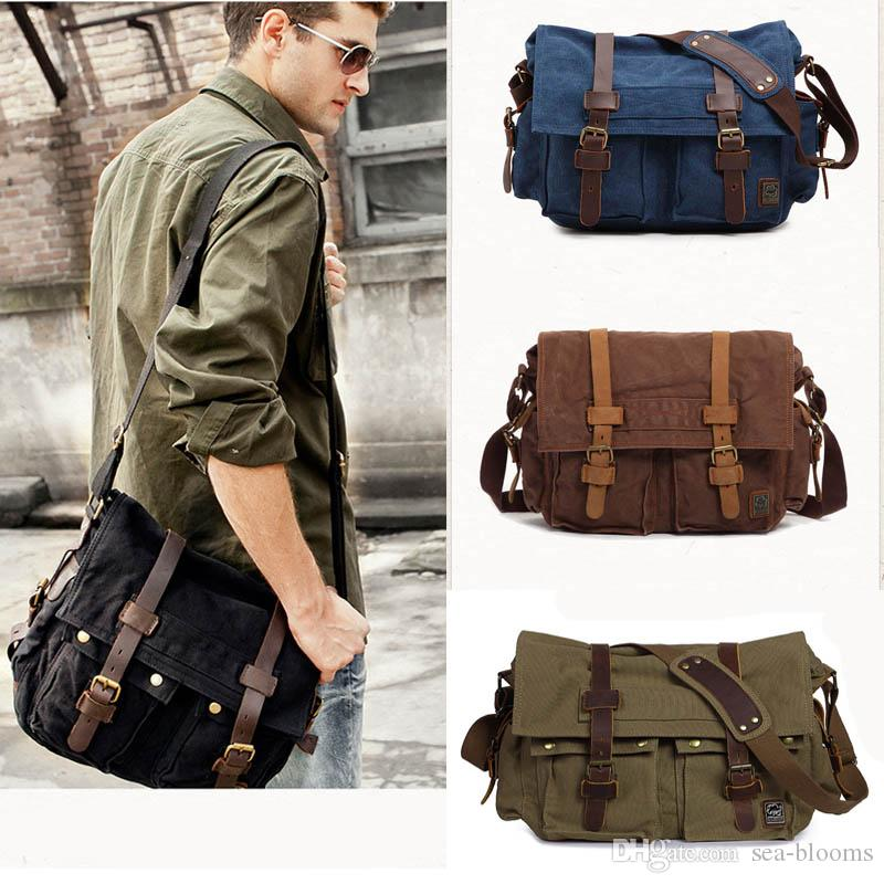4486262a09 2019 Canvas Shoulder Bag Large Weekend Bag Men Travel Bags Carry On Luggage Bags  Men Duffel Package Travel Tote Free DHL G160S From Sea Blooms