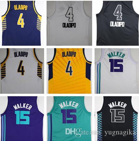 b8da9e33a Wholesale NCAA 2018 New City Men Swingman Jersey  4 Victor Oladipo ...