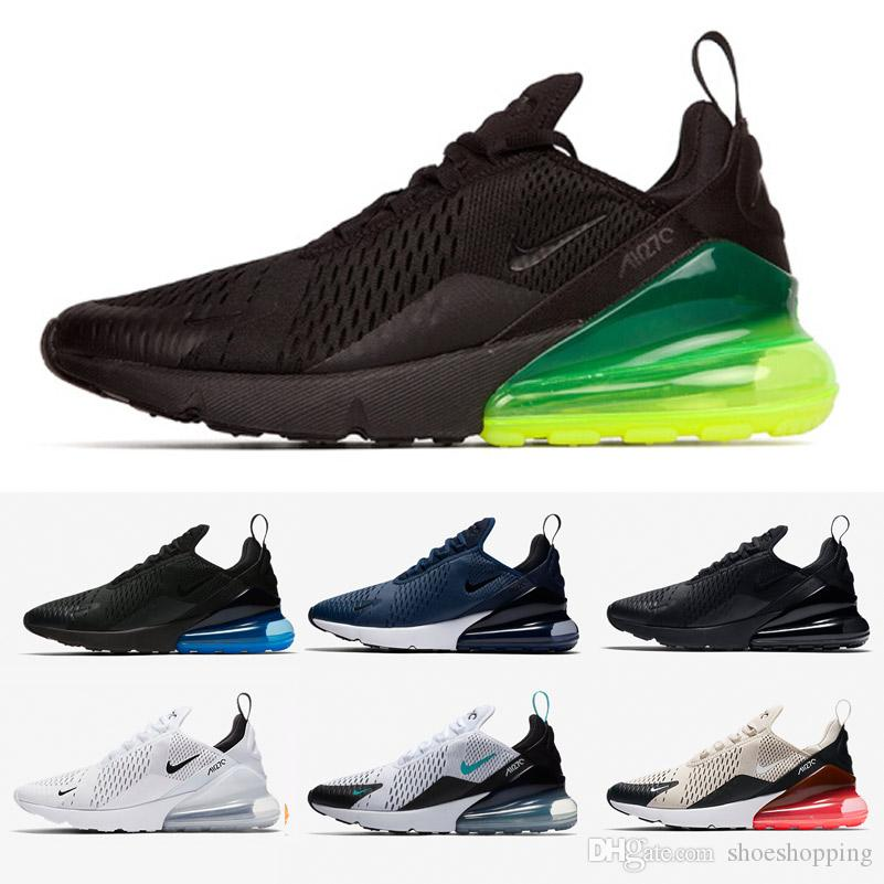 d30653a80fd15 Wholesale AAA+ 270 Running Shoes Men Bruce Lee Teal Black White ...