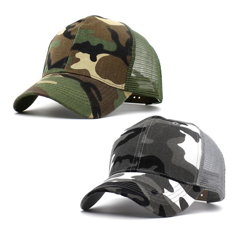 c416e20a10e6e8 Ponytail Baseball Cap Women Messy Bun Baseball Hat Snapback Camouflage Mesh  Cap Spring And Summer Camo Outdoor Hat Flexfit Caps Cap Store From  Arrowhead, ...