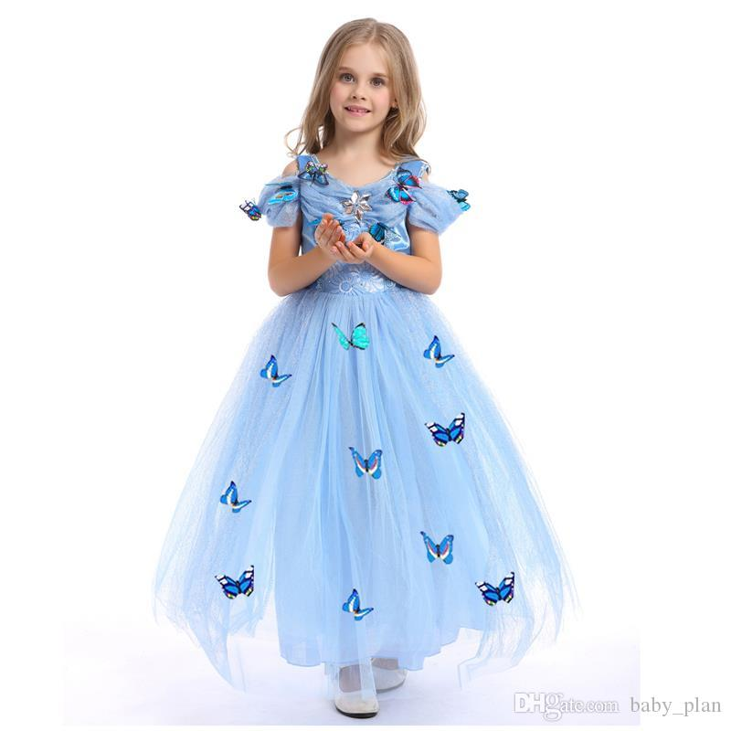 2018 Baby Dress Halloween Cosplay Girls Dresses Costume Princess Party Skirt Girls Christmas Clothes Fresh Butterfly Dress For Teenagers 2018 Baby Dress ...  sc 1 st  DHgate.com & 2018 Baby Dress Halloween Cosplay Girls Dresses Costume Princess ...